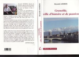 un trèèèès beau livre sur l'histoire de Grenoble
