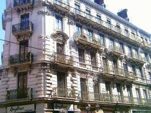 belle façade haussmannienne