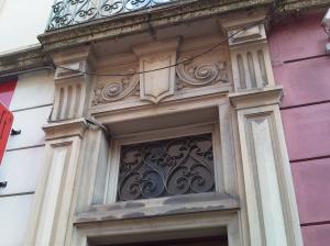 jolie porte de Grenoble